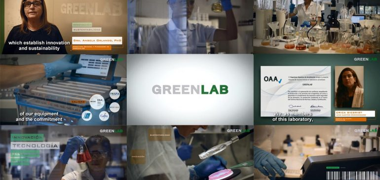 Video institucional: GREENLAB, 30 años de precisión y transparencia