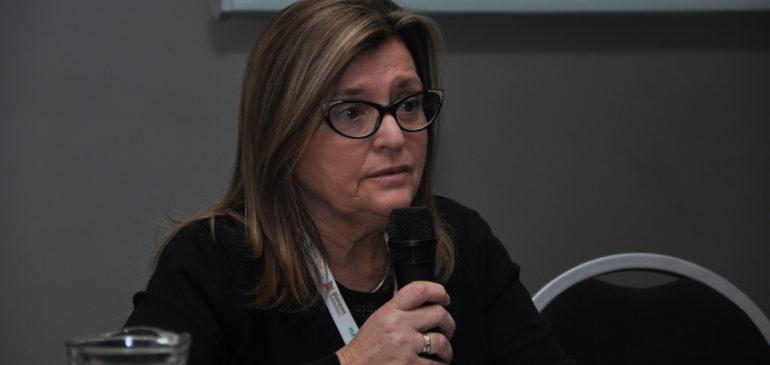 La Dra. Ángela Orlando, referente de la misión argentina en China 2019