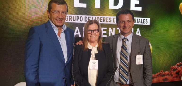 GREENLAB participó del VIII Forum Nacional de Agronegocios